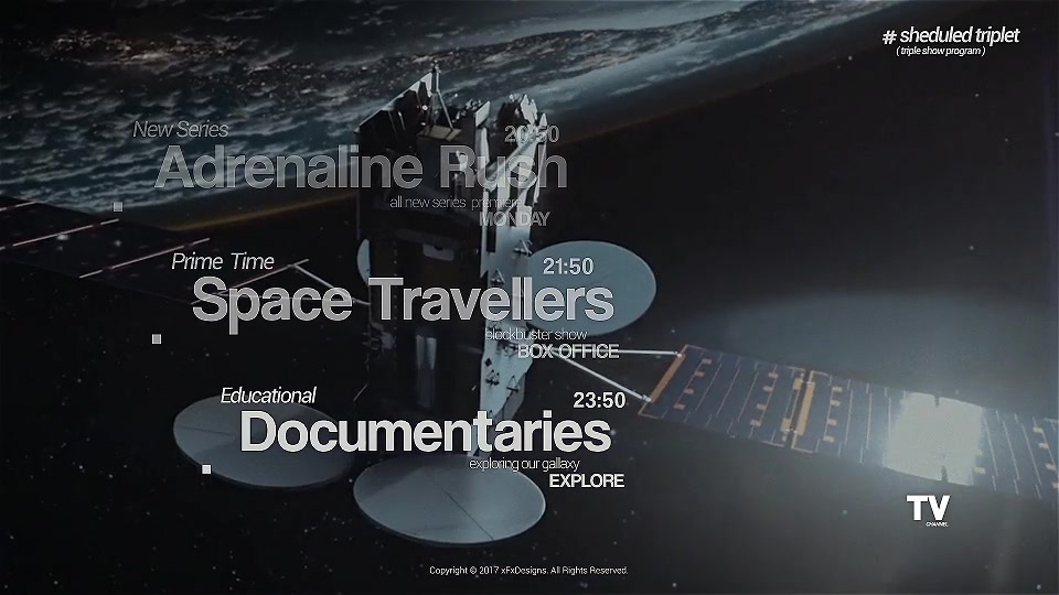 Modern TV Broadcast Graphics Package - Download Videohive 21054904