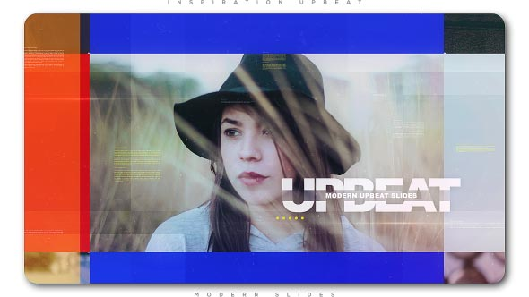 Modern Upbeat Slides - Download Videohive 21420129