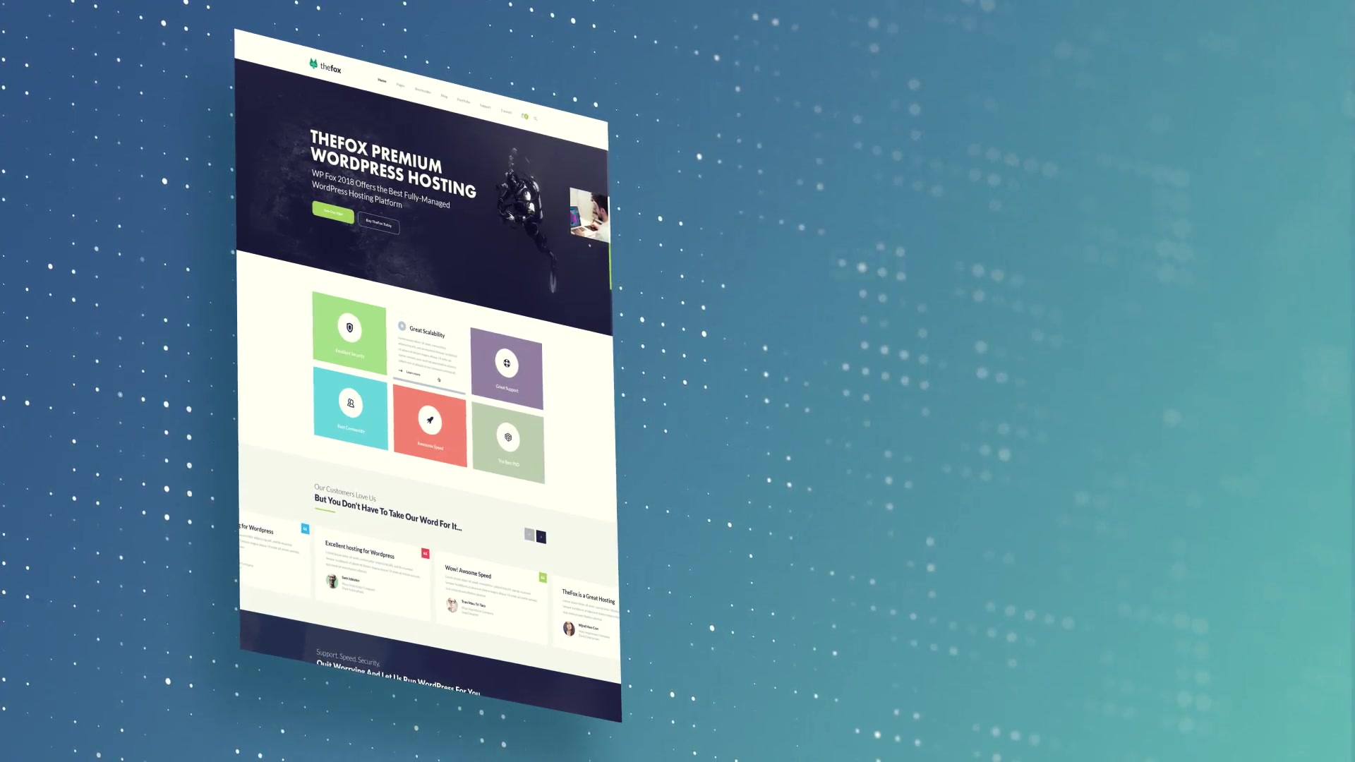 Modern Website Presentation - Download Videohive 14560605