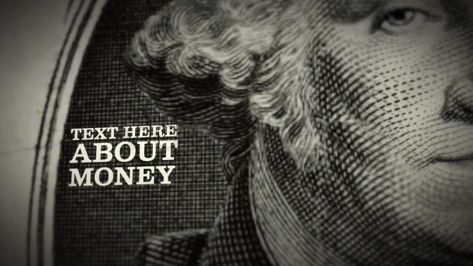 Money Animation - Download Videohive 3129575