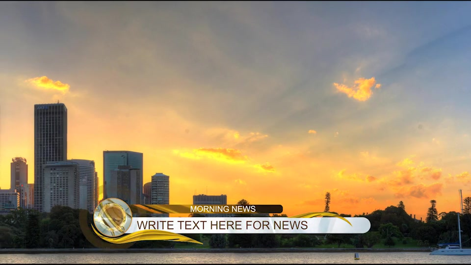 Morning News Intro Videohive 23475763 After Effects Image 10