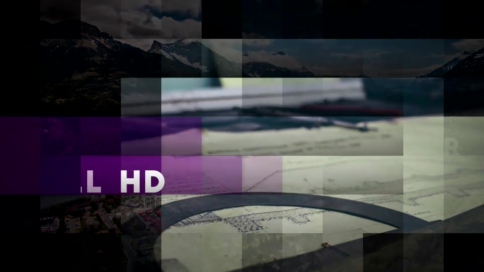 Mosaic Slides - Download Videohive 11819161