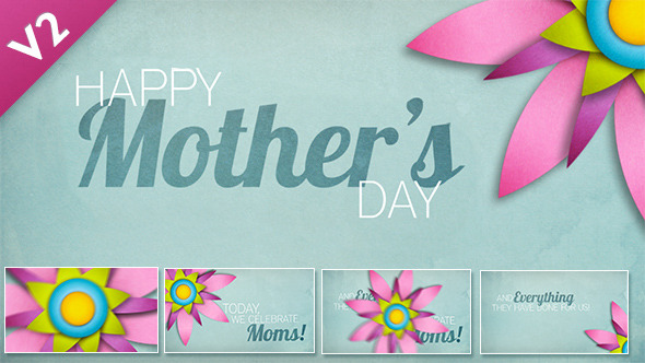 Mothers Day / Easter Animation - Download Videohive 4588105