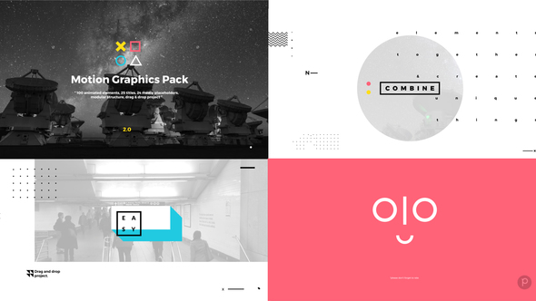 Motion Graphics Pack - Download Videohive 19587884