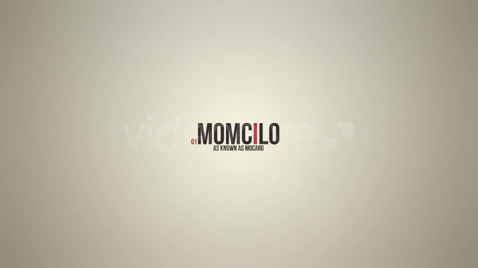 Motion Typo - Download Videohive 3072280