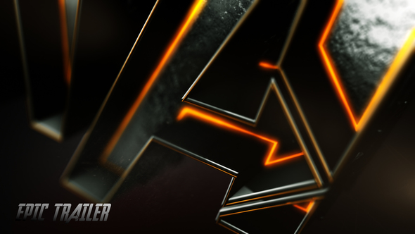 Movie Trailer And Logo Opener 3D - Download Videohive 22031656