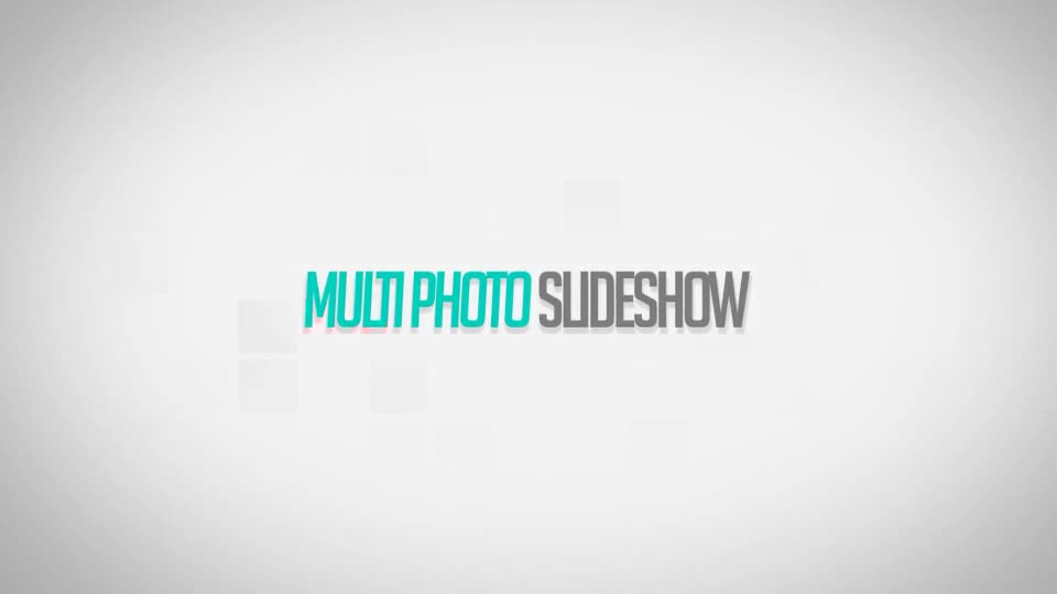 Multi Photo Slideshow - Download Videohive 10453874