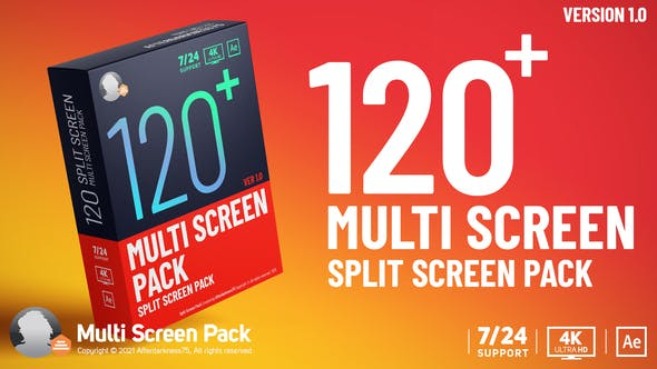 Multi Screen Pack - 30408343 Videohive Download