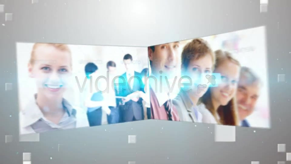 Multi Video Corporate Presentation - Download Videohive 5387590
