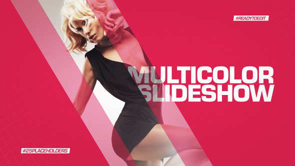 Multicolor Slideshow - Download Videohive 11676648