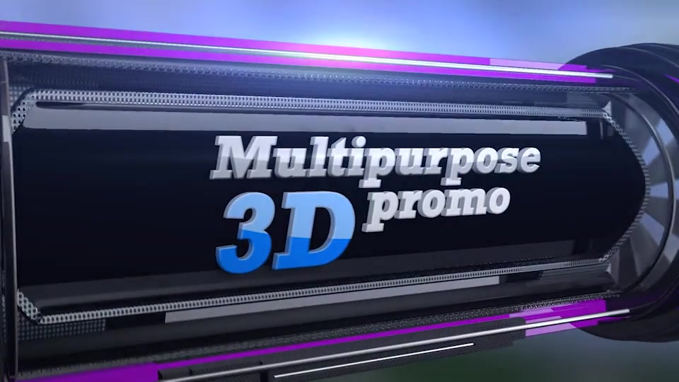 Multipurpose 3D Promo - Download Videohive 13307684