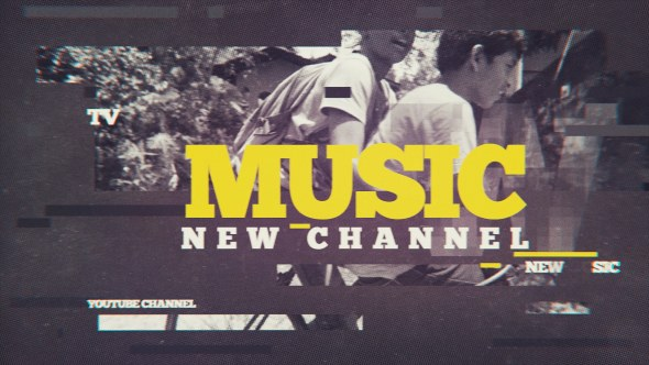 Music Channel - Download Videohive 19556062