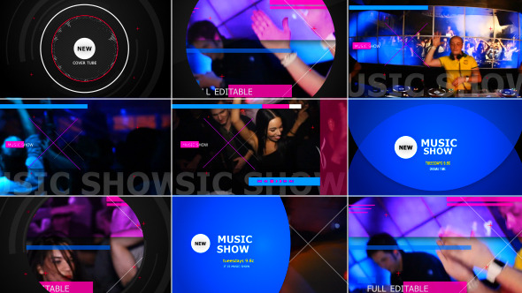 Music Show - Download Videohive 9597464