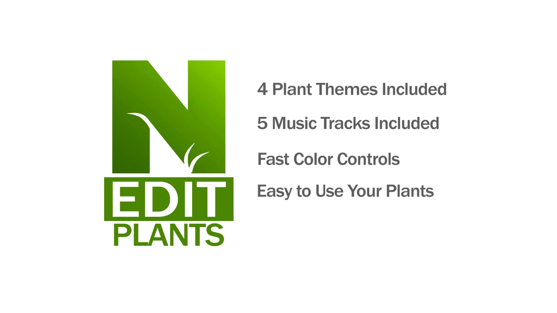 Nature Eco Plants Logo - Download Videohive 22046864