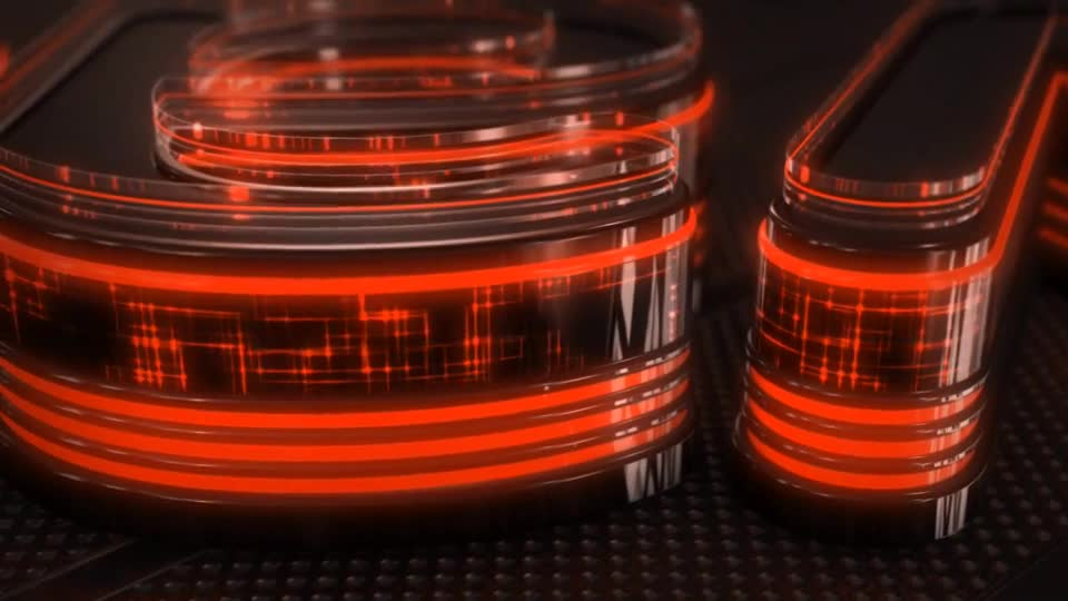 Neon Logo Reveal Element 3D - Download Videohive 22025605