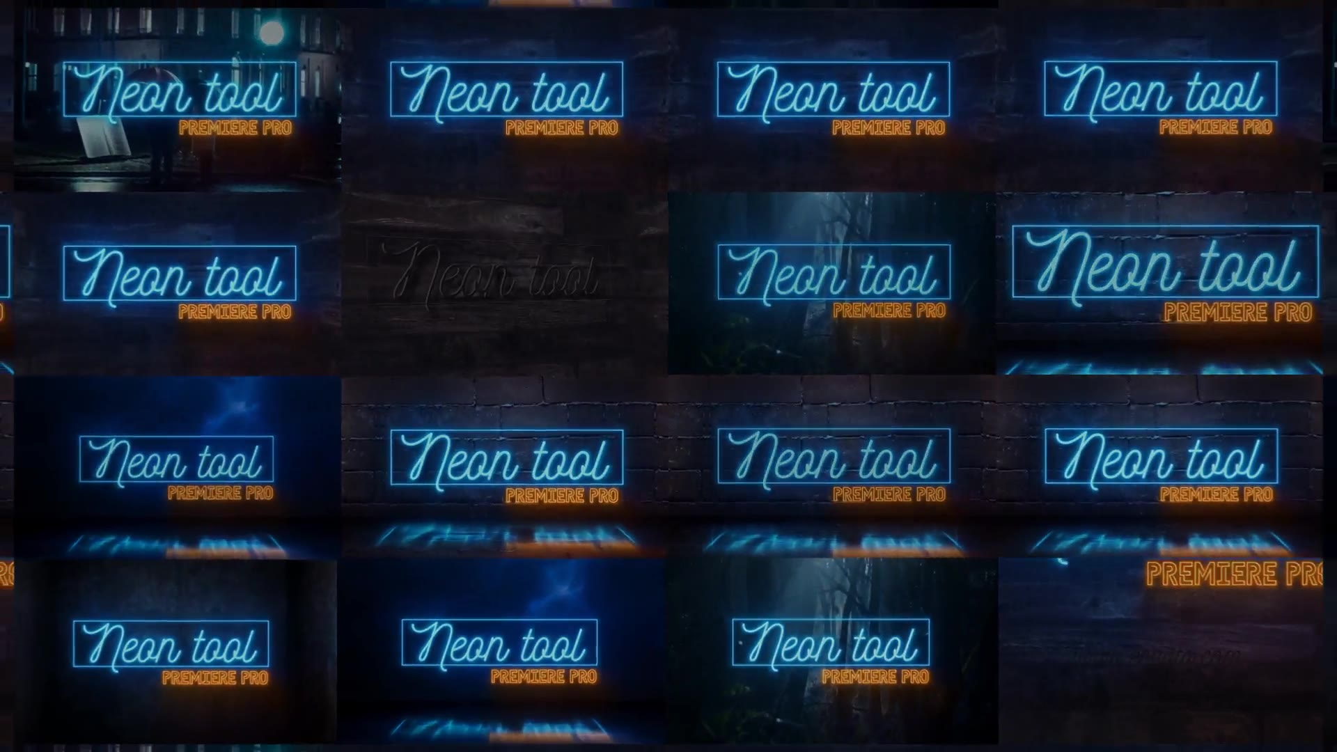 Neon Toolkit Videohive 24656398 Premiere Pro Image 11