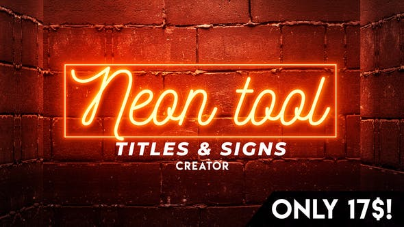 Neon Toolkit - Download Videohive 24656398