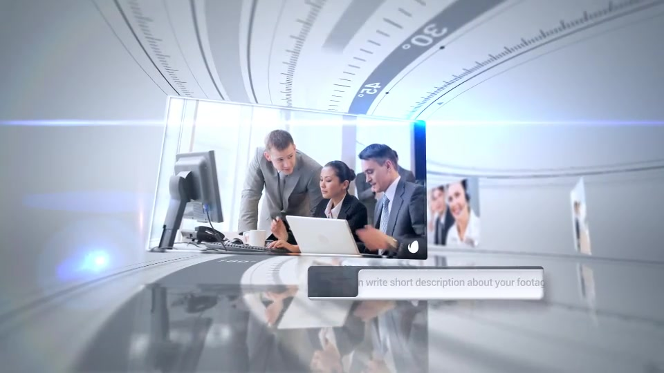 New Corporate Timeline - Download Videohive 5981789