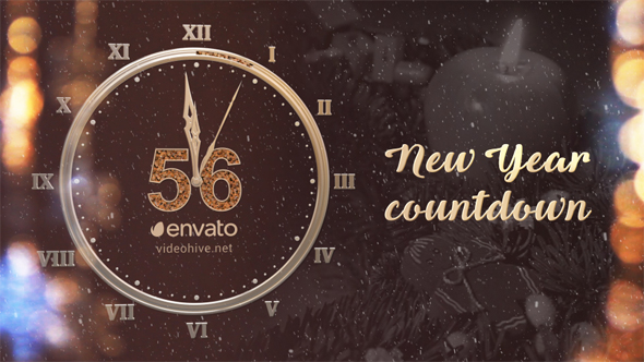 New Year Countdown 2017 - Download Videohive 18483884