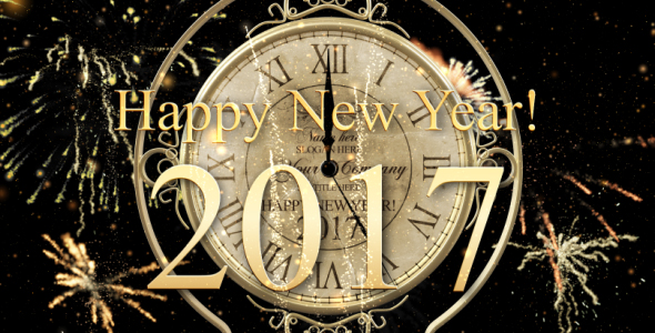New Year Countdown Clock 2017 - Download Videohive 146394