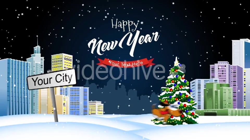 New Year - Download Videohive 21153415
