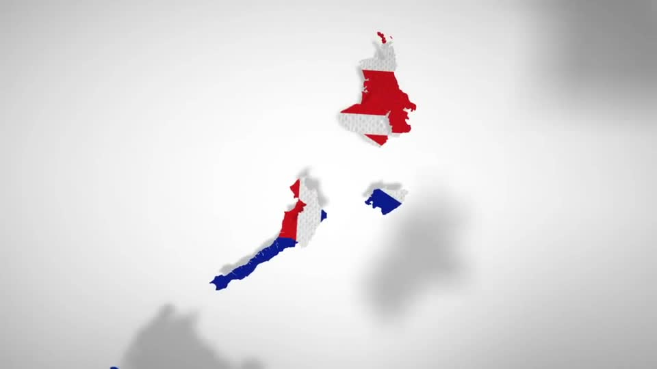 New Zealand Map Kit - Download Videohive 18351216