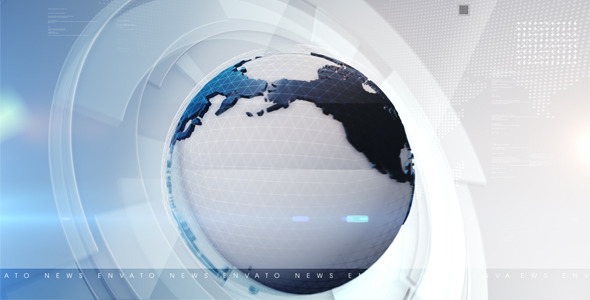 News Opening Graphics - Download Videohive 3867805