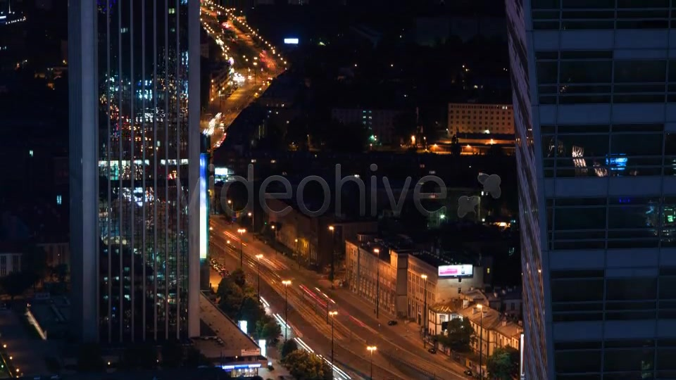Night City Time Lapse  - Download Videohive 5085978