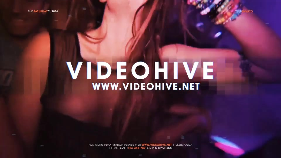 Night Club Party - Download Videohive 18837935