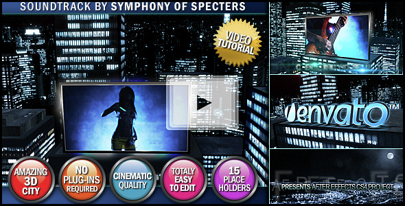 Night Stranger - Download Videohive 153358