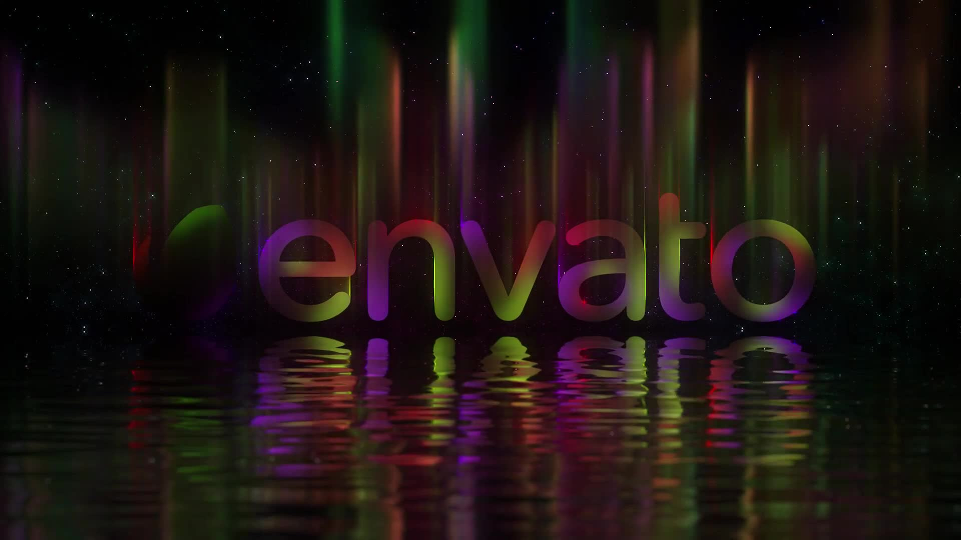 Northern Lights Logo Videohive 25503770 After Effects Image 1