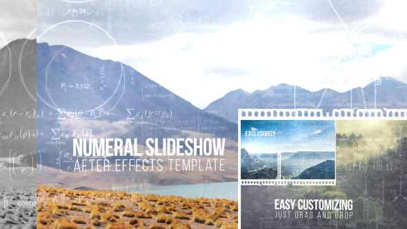 Numeral Slideshow - Download Videohive 13338158