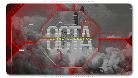 Octa Technology Slideshow | Opener - Download Videohive 21621721