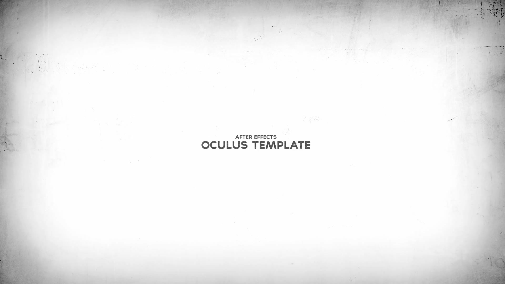 Oculus - Download Videohive 9455331