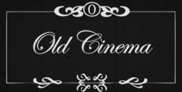 Old Cinema - Download Videohive 697790