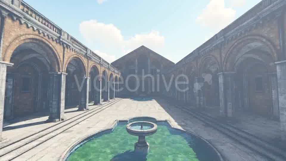 Old Cloister - Download Videohive 18997153
