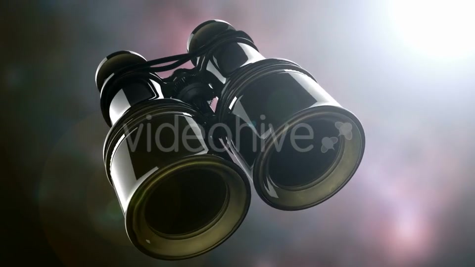 Old Military Binoculars - Download Videohive 21408379