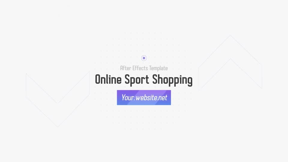Online Sport Shopping Videohive 25599235 After Effects Image 1
