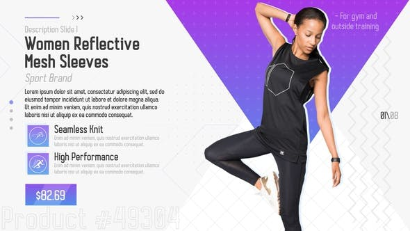 Online Sport Shopping - Videohive 25599235 Download