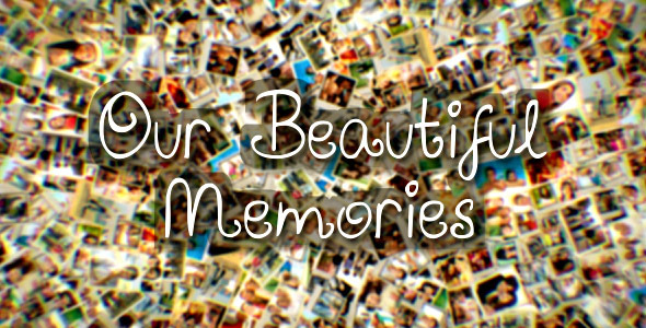 Our Beautiful Memories - Download Videohive 3361766