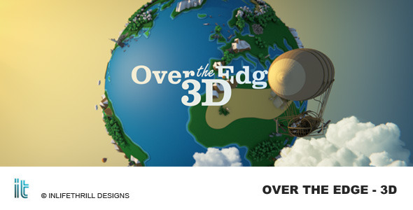 Over The Edge 3D - Download Videohive 3433104