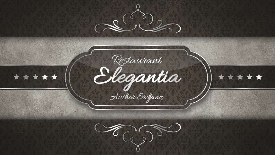 Paradise Templates for Restaurants Hotels Bars - Download Videohive ...