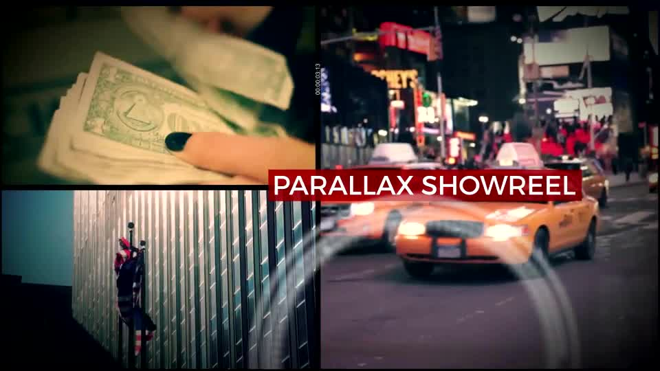Parallax Footage Reel - Download Videohive 13510452