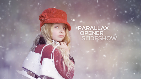 Parallax Opener Slideshow - Download Videohive 16069868