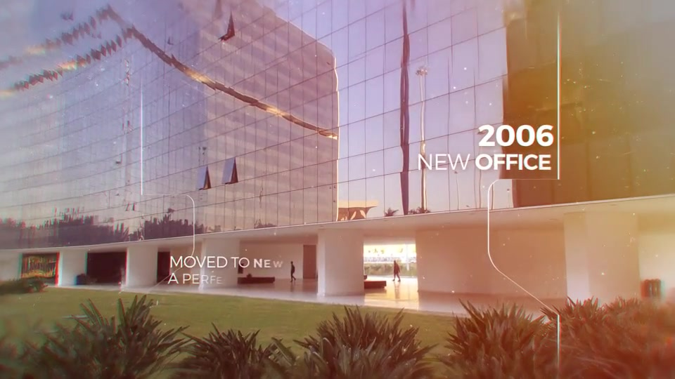 Parallax Timeline - Download Videohive 20175249