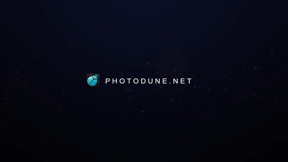 Particle Burst Logo Reveal - Download Videohive 17904388