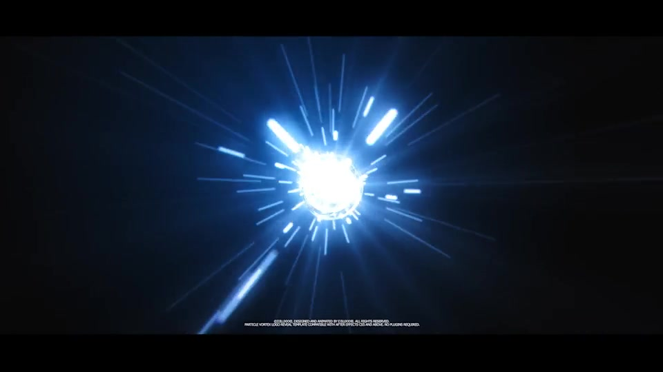 Particle Energy Blast Logo Reveal - Download Videohive 15864202