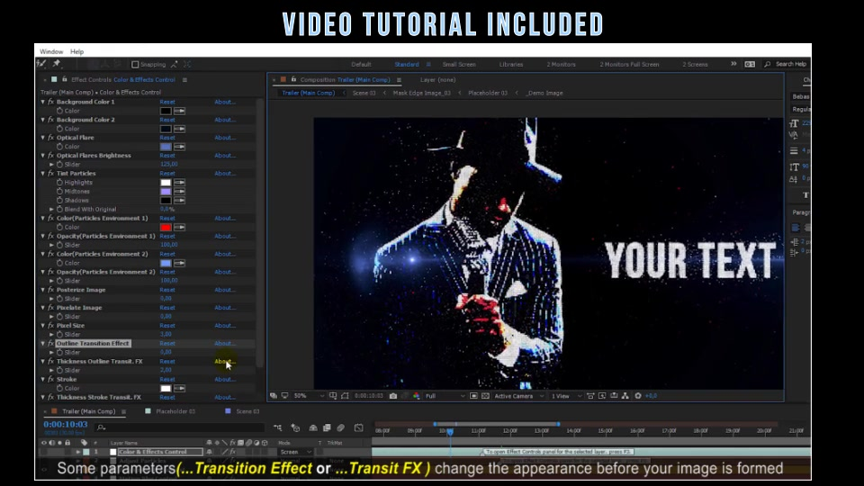 Particle Transform - Download Videohive 20382934