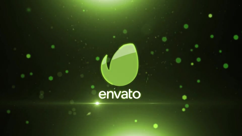 Particle Wave Logo - Download Videohive 17771345