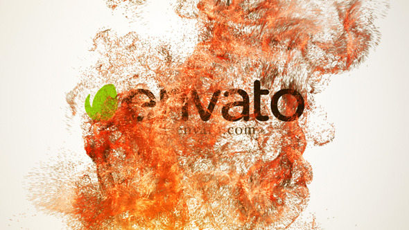 Particles logo 4 - Download Videohive 10010205